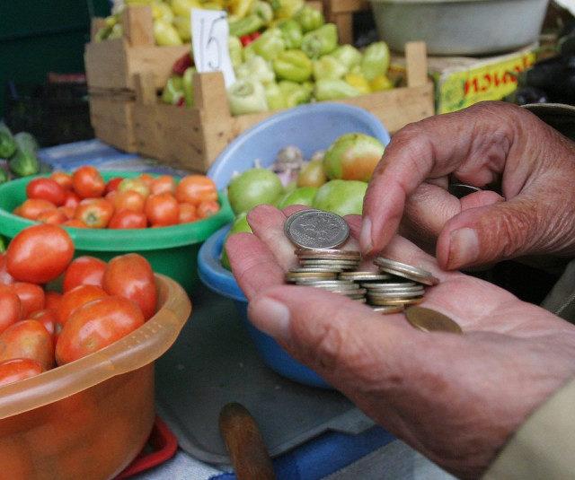 В России прогнозируется рост цен на продукты