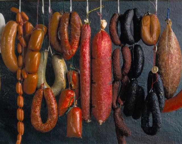 Кизлярский урицкий мясокомбинат представил в Москве около 60 видов колбас